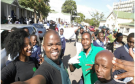 Green Anglicans March Against Thin Plastics